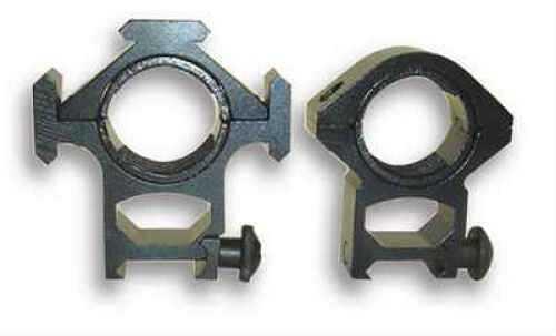 """NcStar 30mm Tri-Ring Mount 1"""" (RO4) RMB04"""