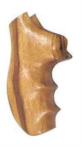 Hogue Wood Grip - Goncalo Alves Ruger SP101 81200