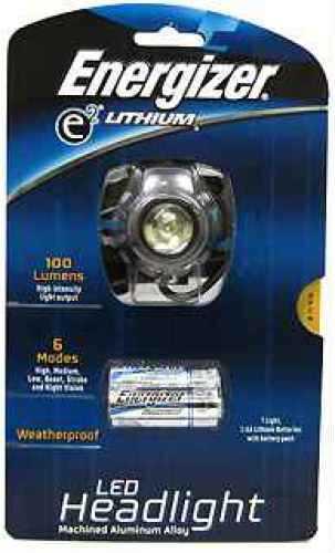 Energizer Lithium LED Focus Headlight 100 Lumens ELHD2AL