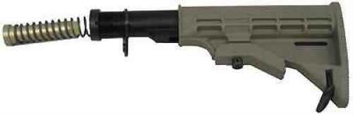 Tapco AR15 T6 Collapsible Stock, Mil-Spec Dark Earth STK09163-DE