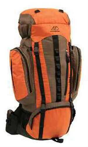 Alps Mountaineering Cascade Backpack 4200, rust 2425955