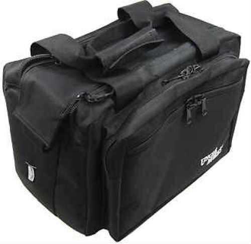 "Uncle Mikes Range 15"" Deluxe Bag, Black 52411"