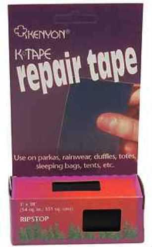 Chinook Repair Tape - Ripstop Black 62002