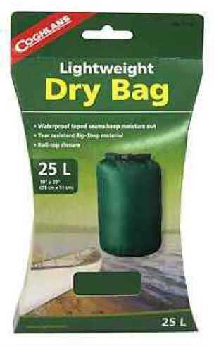 Coghlans Lightweight Dry Bag 25L 1110