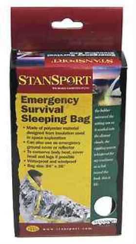 Stansport Emergency Survival Sleeping Bag 649