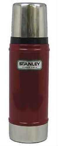 Stanley Vacuum Bottle 0.5 Quart, Red 10-01228-004