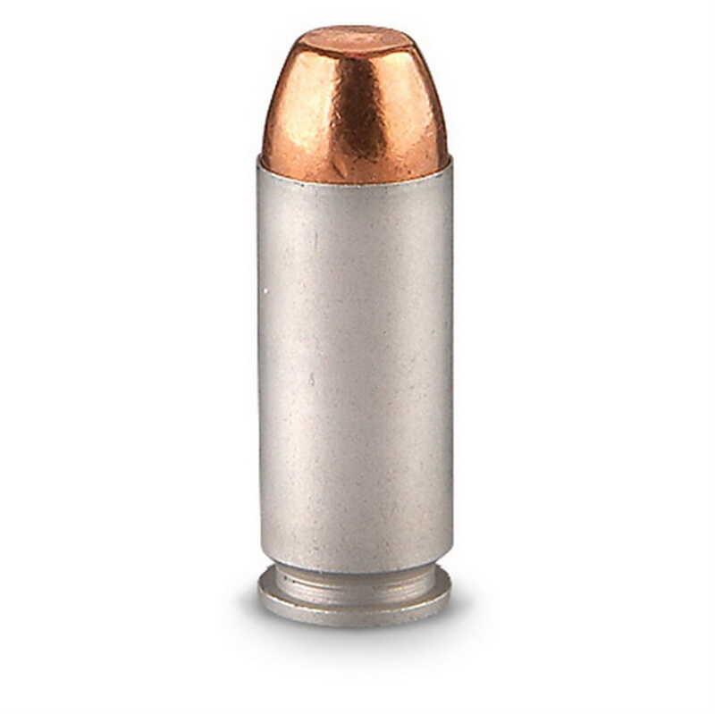 CCI 10mm Auto Blazer Ammunition (Aluminum Casing) , 200 Grain TMJ FN (Per 50) 3597