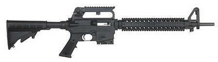 "Mossberg Tactical 22 Long Rifle Autoloader 18"" Barrel 10 Round Fixed Stock Semi Automatic Rifle 37200"