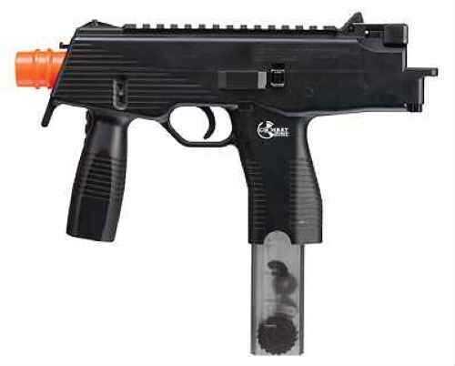 Umarex USA Combat Zone Mag 9 Airsoft Gun, Folding Stock Black 2272110