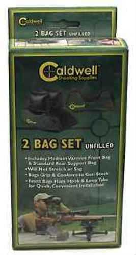 Caldwell 2-Bag Set, Medium Front/Standard Rear Unfilled 168634