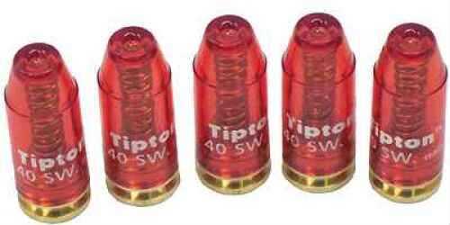 Tipton Snap Caps 40 S&W (Per 5) 745435