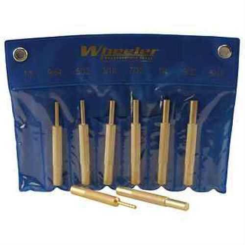 Wheeler Brass Punch Set 780194