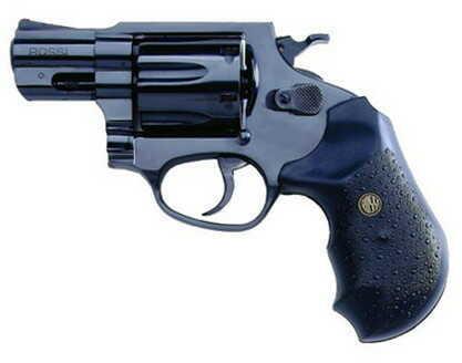 "Rossi Model R461 357 Magnum 2"" Barrel 6 Round Rubber Grips Blued Revolver Pistol R46102"