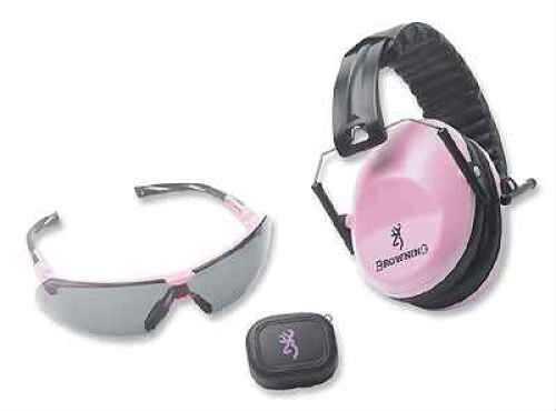 Browning Hearing Range Kit, Pink 126369