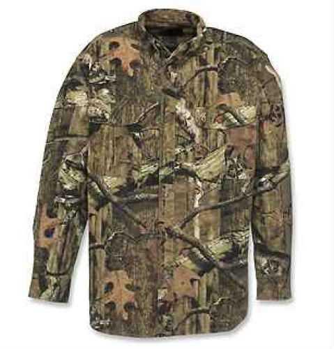 Browning Wasatch Chamois Shirt, Mossy Oak Infinity X-Large 3011342004