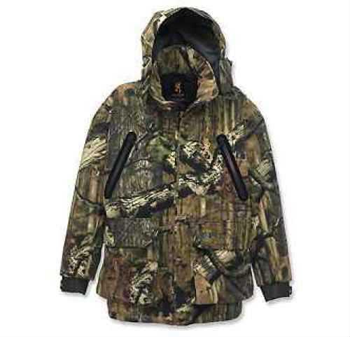 Browning Hydro-Fleece Parka, HMX, Mossy Oak Infinity XX-Large 3039422005