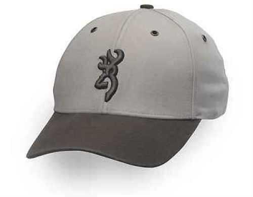 Browning Northfork Twill Hat Khaki/Brown 308005581
