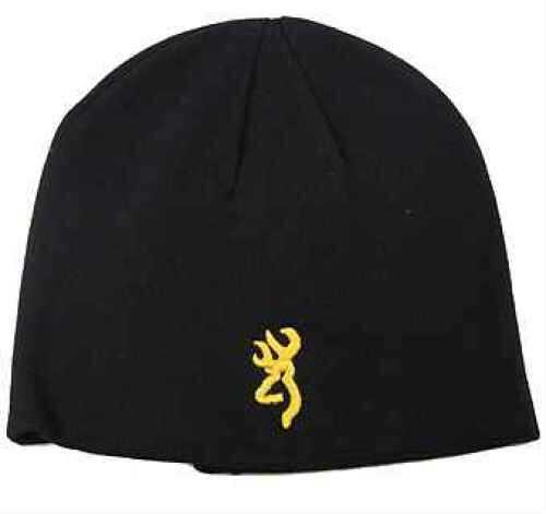 Browning Beanie Kenai Knit, Black 308509991