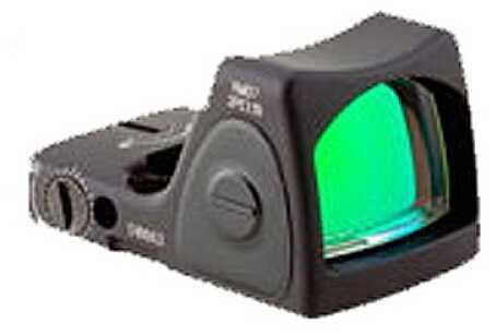 Trijicon RMR Sight Adjustable 6.5 Minutes Of Angle w/RM35 ACOG RM07-35