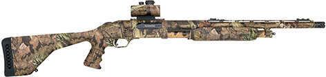 "Mossberg Turkey Thug Series 535 ATS 12 Gauge Shotgun 20""Barrel Mossy Oak Break Up Camo 45228"