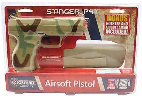 Crosman Stinger P9T Soft Air Pistol ASP9CAH