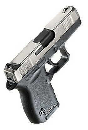 Diamondback DB9 Pistol 9mm Luger Polymer Frame 6+1 EX Slide/Black Frame DB9EX