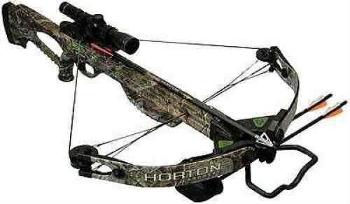 Horton Brotherhood Crossbow w/Package, APG Camo CB305
