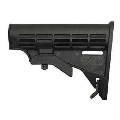 Tapco AR IF T6 Compliance Stock, Body Assembly Black STK0916-BK