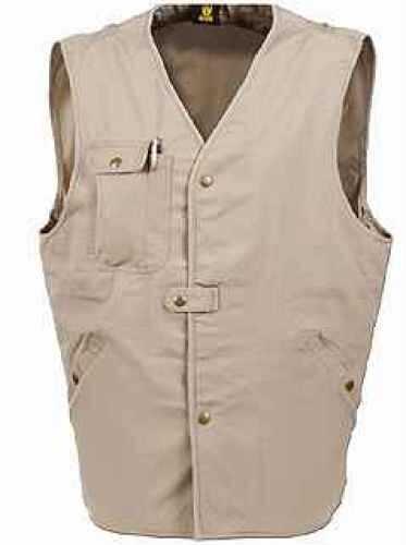 Ka-Bar TDI Tactical Vest, Khaki Large 6-1492-7