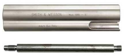 """Umarex USA S&W CO2 Pistol 6"""" Nickel Barrel System 2255508"""