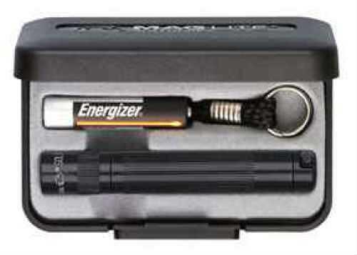 Maglite Solitaire Flashlight AAA in Presentation Box (Black) K3A012