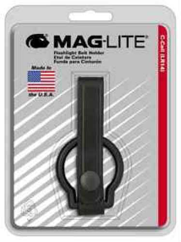 Maglite Belt Holder Plain Leather (C cell) ASXC046