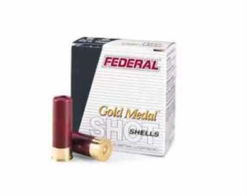 "Federal Cartridge 12 Gauge Shot shells Paper Trap 2 3/4"" 2 3/4 dram, 1 1/8oz 7.5 Shot (Per 25) T11775"