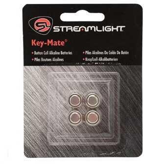 Streamlight Key Mate 4 Pack of Batteries 72030