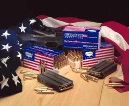 Ultramax 223 Remington Remanufactured by 40gr, Nosler Ballistic tip, (Per 50) 223R5