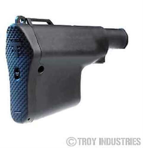 Troy Industries Battle Ax CQB Stock Kit Black SBUT-KIT-00BT-00
