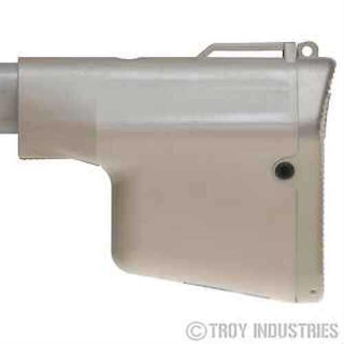 Troy Industries Battle Ax CQB Stock Flat Dark Earth SBUT-SW1-00FT-00