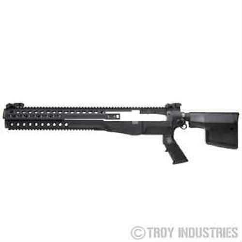 Troy Industries M14 Modular Chassis System DMR/CQB Package Black SCHA-MCS-D0BT-00