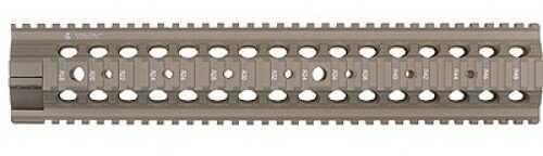 """Troy Industries 13.8"""" MRF-308 Rail, DPMS HP Flat Dark Earth SRAI-308-C3FT-00"""