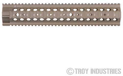 """Troy Industries 13.8"""" MRF-308 Rail, DPMS LP Flat Dark Earth SRAI-308-D3FT-00"""