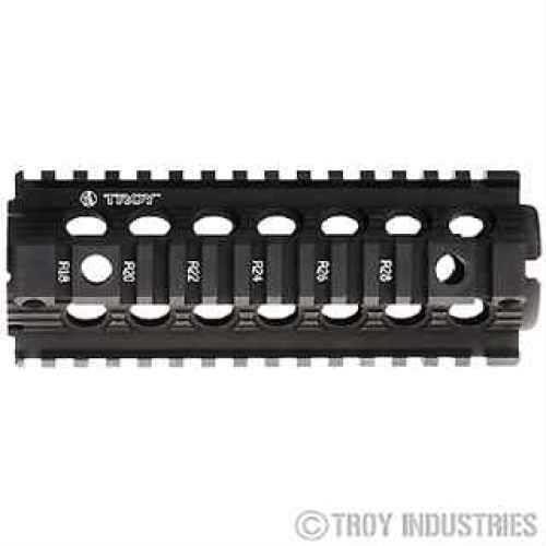 """Troy Industries 7"""" Carbine M4 Drop-In Rail Black SRAI-MRF-D7BT-00"""