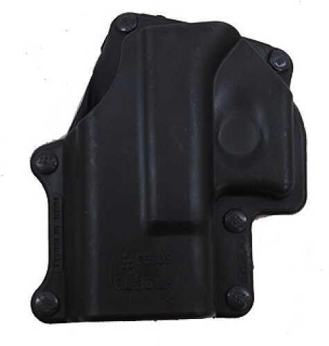 Fobus Roto Belt Holster #GL36R - Left Hand GL36RBL