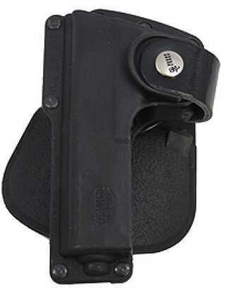 Fobus Roto Tactical Speed Holster #GLT17 - Paddle, Left Hand, Glock 17 w/Laser GLT17RPL