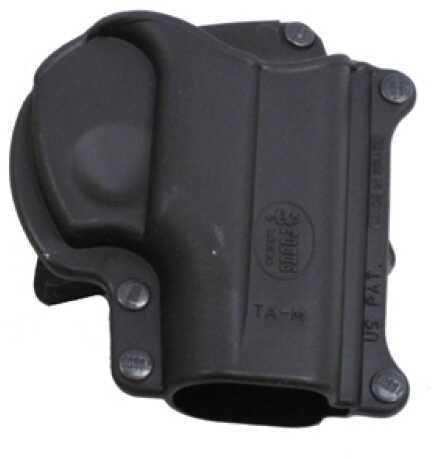 Fobus Roto Belt Holster Right Hand, Taurus Millenium 9mm/.380 TAMRB