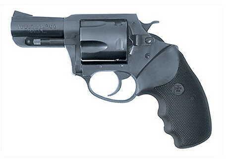 """Charter Arms 44 Special Bulldog 5 Round 2.5"""" Barrel Black Frame DA/SA Actions Revolver 14420"""