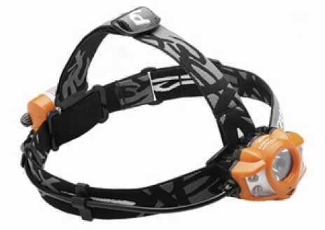 Princeton Tec LED Headlamp Apex-Pro, White LED, Orange APXC-PRO-OR