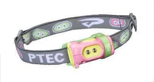 Princeton Tec BOT - White LED Pink/Yellow/Green BOT-PK