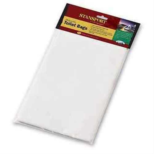 Stansport Easy-Go Toilet Sanitary Bags 3 Pack 273-3