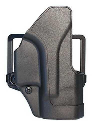BlackHawk Products Group Standard CQC Holster, Matte Black Right Hand Glock 26/33 415501BK-R