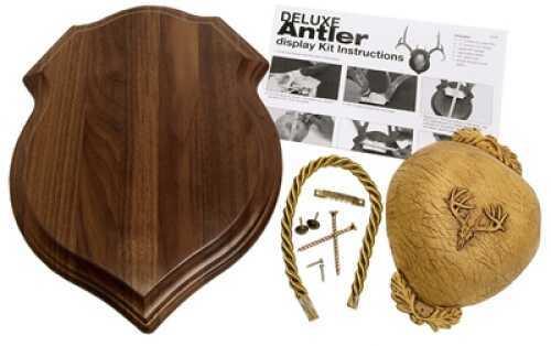 Walnut Hollow Deluxe Antler Display Kit Walnut 29430